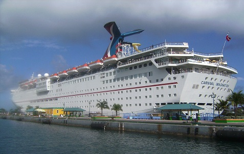 Carnival Imagination home of DNCruise
