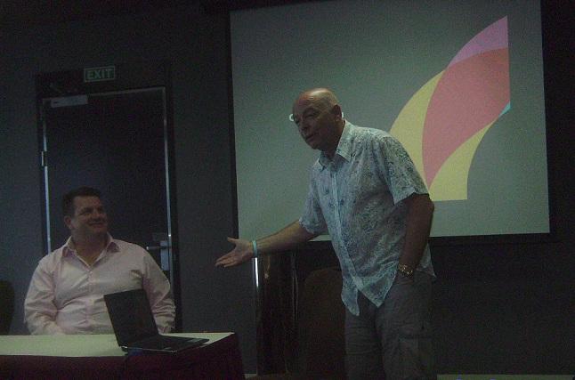 Gregg McNair and Dan Warner talk about Parking