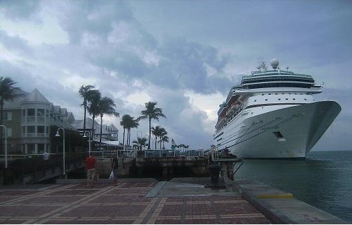 Scene from Key West