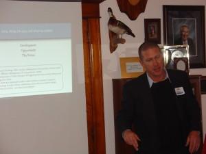 Jason Boshoff, CEO of Domain Holdings at RMDC