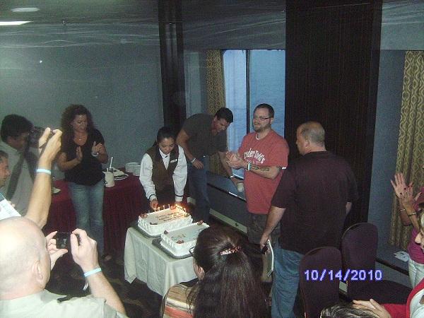 Craig Snyder's Birthday