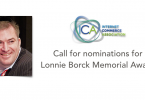 Nominations Lonnie Borck Awarrd